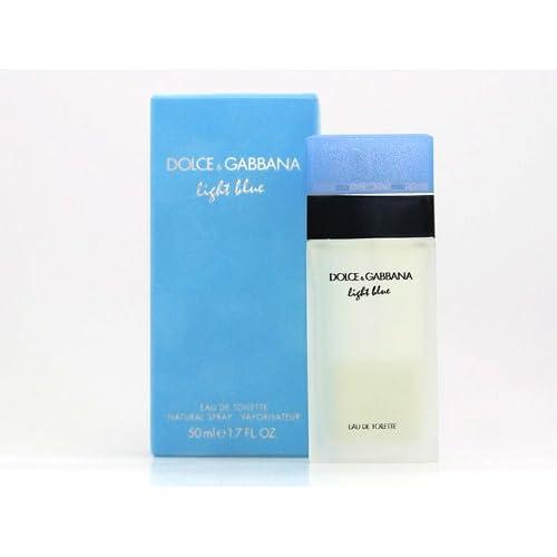 ドルチェアンドガッパ-ナ ライトブルー オードトワレ 50ml メンズ 香水 ドルチェ&ガッバーナ (並行輸入品)