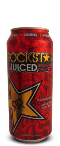 Cheap But Energy Efficient House Design: Rockstar Juiced Energy Drink