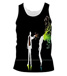 Snoogg Killer Mens Casual Beach Fitness Vests Tank Tops Sleeveless T shirts