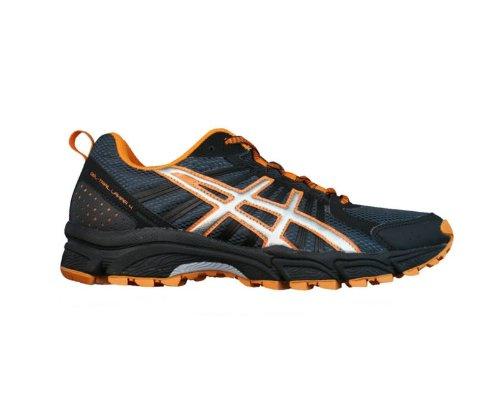 observación Eléctrico Por favor mira  Asics Gel Trail Lahar 4 Mens Running sneakers Shoes Black Orange SIZE US 8  5 - Erin D. Whitemanhim