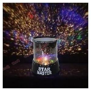 Star Master Cosmic Bedroom Star Light Projector Amazon Co
