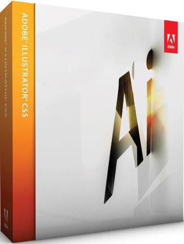 Adobe Illustrator Cs5 - Ensemble Complet - 1 Utilisateur - Dvd - Win - Anglais - Union Européenne