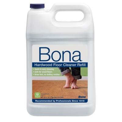 Bona Hardwood Floor Cleaner Refill, 128-Ounce