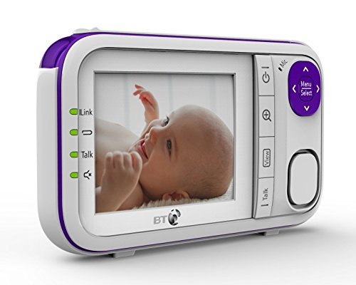 bt digital video baby monitor 1030 babaloo. Black Bedroom Furniture Sets. Home Design Ideas