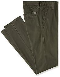 Blumerq Men's Slim Fit Jeans (8907041095762_ROADRIKS A 1502W_28_201B Black)