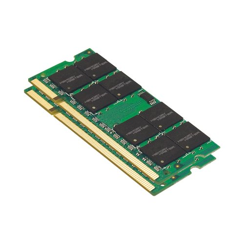 Memory Master 4 GB (2 x 2 GB) DDR2 667MHz PC2-5300 Notebook SODIMM Memory Modules (MMN4096KD2-667) (Pny Pc2 5300 Notebook Memory compare prices)