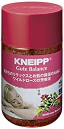 Kneipp bath salts Gute balance Wild Rose fragrance of 850g