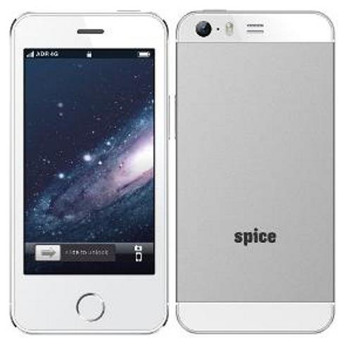 Spice M6112 Silver