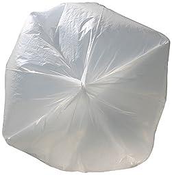 Interplas CL-RDC-4046H 40-45 Gallon Regular Duty Trash Bags, LLDPE, 0.7 Mil, 46\