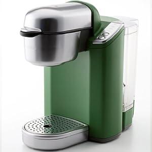 Keurig Coffee Maker Options : Amazon.com: (Curing) Keurig coffee maker trevie BS100G (Green: green tea): Drip Coffeemakers ...