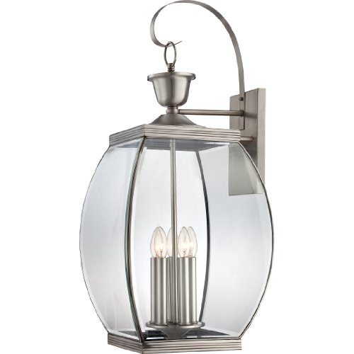 Quoizel OAS8413P Oasis with Pewter Finish Extra Large Wall Lantern (Quoizel Oasis compare prices)