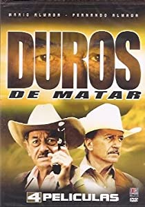 Amazon.com: Mario Y Fernando Almada: Duros De Matar 4 PK