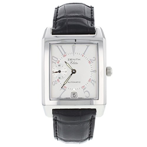 Zenith Elite Port Royal V 01.0250.684 Stainless Steel Automatic Men's Watch
