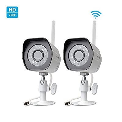 Zmodo 720p HD secuity Camera