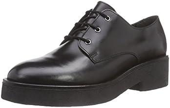 Bronx Blaloux Bx 891, Chaussures de ville femme - Noir (01 Black), 38 EU