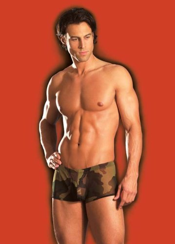 Silvermoon MENS CAMOUFLAGE SHORTS