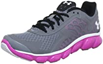 Under Armour Lady Micro G Skulpt Running Shoes - 7 - Grey