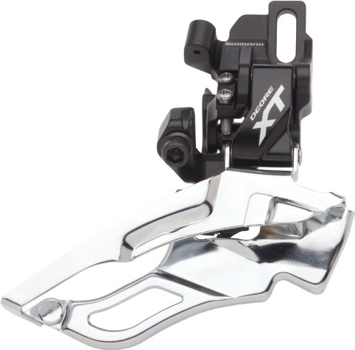 Shimano Fd-M781-D Xt Front Derailleur With High Clamp, Black