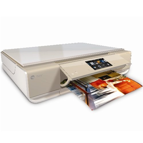 HP ENVY110 e All-in-One Printer (Print, Fax, Scan, Copy, Wireless, e-Print)