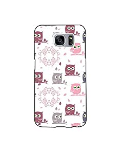 SANSUNG GALAXY S7 nkt03 (32) Mobile Case by SSN