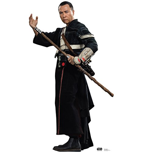 Chirrut Îmwe - Rogue One: A Star Wars Story - Advanced Graphics Life Size Cardboard Standup