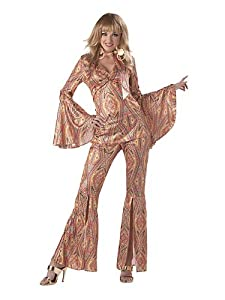 California Costumes Women's Discolicious Costume by California Costumes