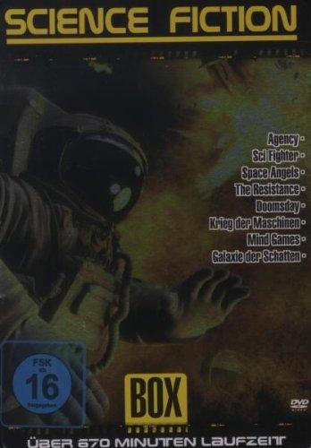 Science Fiction Box [2 DVDs]