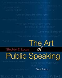 The Art of Public Speaking by Lucas Stephen