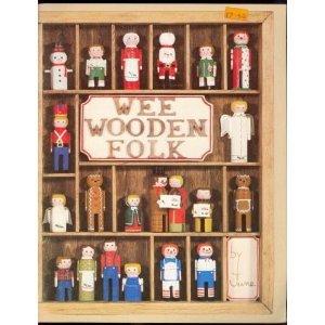 Wee Wooden Folk, June S Mayer