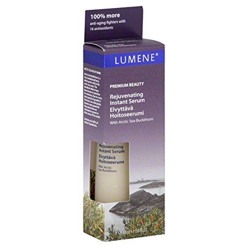 Lumene Premium Beauty Rejuvenating Instant Serum 1 fl oz (30 ml)