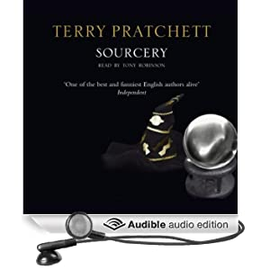 Sourcery: Discworld, Book 5 (Unabridged)