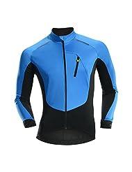 Monton 2014 Outdoor Sports PRO Snow Leopard Cycling Fleece Jacket Men Various Color