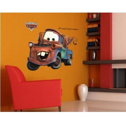 Car Murals For Kids