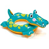 Playful Big Animal Deluxe Inflatable Swim Ring Pool Water Paddling Float For Kids And Children Ages 3-6 Years...