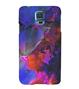 EPICCASE intrigue painting Mobile Back Case Cover For Samsung Galaxy S5 Mini (Designer Case)