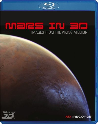 Mars in 3D: Images from The Viking Mission [Blu Ray 3D] [Blu-ray] by AIX Records