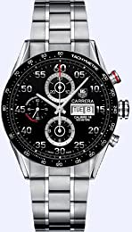 Tag Heuer Carrera Day Date Mens Watch CV2A10 BA0796