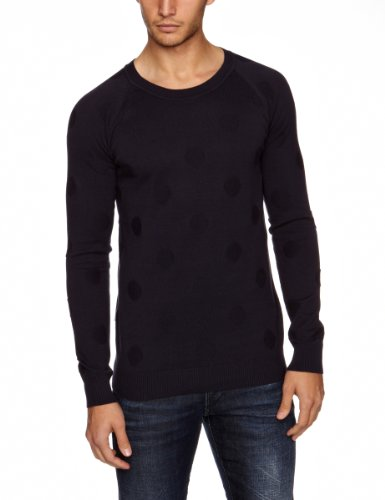 NUNC Grady Men's Jumper Night Blue Small