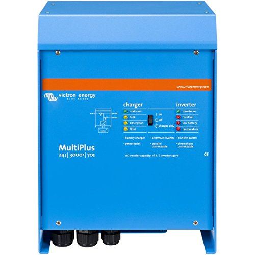 MultiPlus 3000/12/120-50-230 v vE.bus inverter/charger