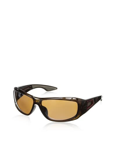 Columbia Men's Rectangle Sunglasses, Brown