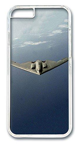 "Imartcase Iphone 6 Case, B2 Spirit Us Air Force Pc Hard Case Cover For Apple Iphone 6 4.7"" Transparent"