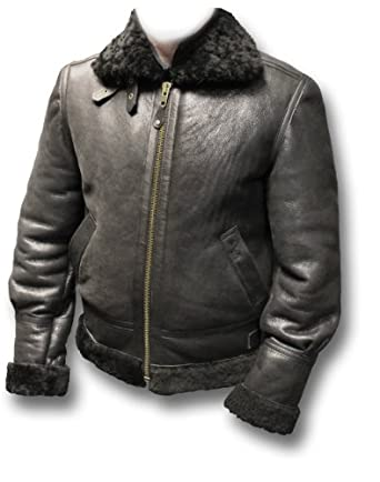Sheepskin Jacket Mens Amazon Mount Mercy University