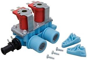 Universal whirlpool kenmore sears roper maytag washing machine water inlet valve - Roper washing machine water inlet valve ...