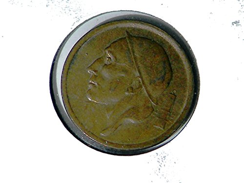 Collectible World Coins - 1954 Belgium (Belgique) - 20 Centimes - AU/Unc Condition