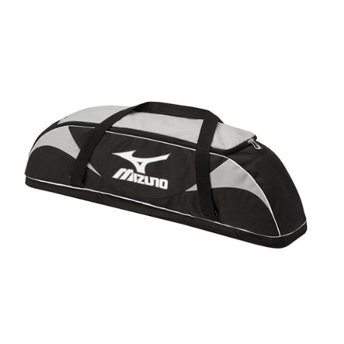 Mizuno Prospect Bat Bag (Black/Silver)