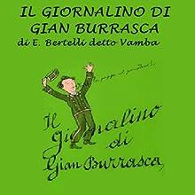 Il giornalino di Gian Burrasca [The Newspaper of Gian Burrasca] (       UNABRIDGED) by Luigi Bertelli Narrated by Silvia Cecchini