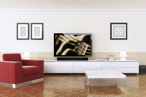 Boston Acoustics TVee 26 Soundbar with Wireless Subwoofer, Home Theater System (Discontinued by Manufacturer)