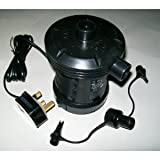 Lawn &amp; Patio - Genuine Bestway Sidewinder Electric Air Pump For Inflatables Ideal For Airbed Lilo LILO &amp; Inflatable Guest and Camp Beds