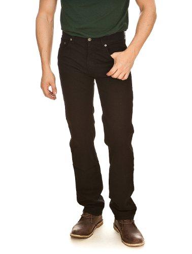 Jeans Alex Black Black Ober W32 Men's