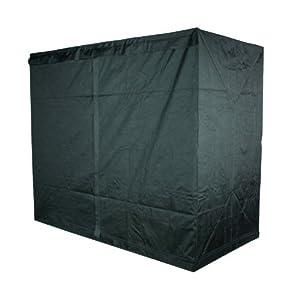 "100% Reflective Mylar Hydroponics Grow Tent, Non Toxic Hydro Dark Room Box Hut, 96""x48""x78"" GYO1011"